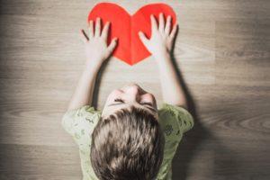 kids w heart